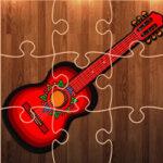 Guitar Jigsaw Puzzles