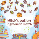 Halloween Potions: Making Pairs