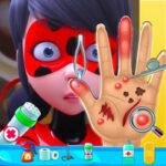 Ladybug Hand Doctor
