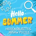 Hello Summer Mini Games