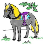 Online Horse Coloring