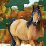 Online Horse Jigsaw Puzzles
