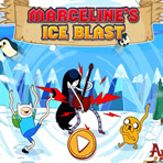 Adventure Time's Ice Blast