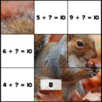 Incomplete Addition Puzzles