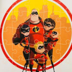 The Incredibles Jigsaw Puzzle