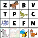 Initial Letter Linkpuzzle