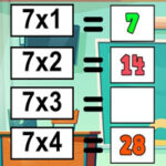 Practice Interactive Multiplication Tables
