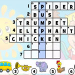 Interactive Picture Crossword