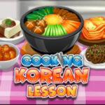 Korean Food Cooking