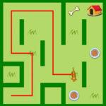 Dog's Maze