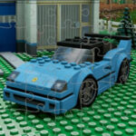 Lego Car Jigsaw Puzzles