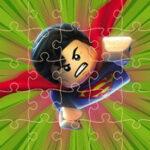 Lego Superheroes Jigsaw Puzzles