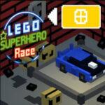 Lego Superheroes Race