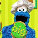 Letter Cookies Sesame Street