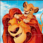 Lion King Online Jigsaw Puzzles