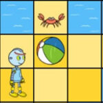 Logical Reasoning Game: Blinky I