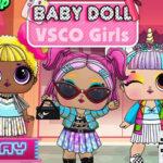 LOL VSCO Dolls