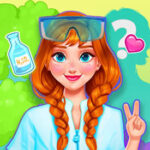 Magic Potions with Anna Frozen