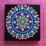 Online Mandala Painting