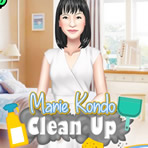 Marie Kondo Clean Up