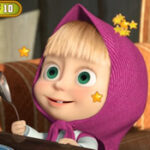 Masha and the Bear: Hidden Stars