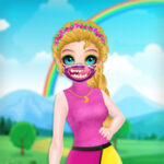 Design Masks Online Game