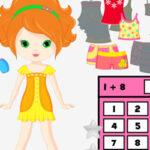 Maths and Dress Up Dolls