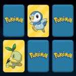 Pokemon Memory Matching