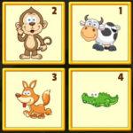 Memorize Animals in Order