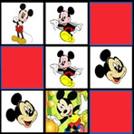 Mickey Matching Pairs