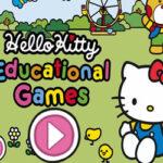 Hello Kitty Educational Mini Games