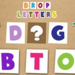 Missing Letter for Kids