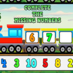 Complete the Missing Numbers