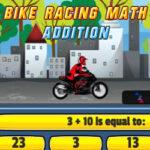 Bike Racing Math Addition