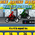 Moto Multiplication Race