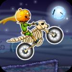 X3M Halloween Motorbike Spooky Land