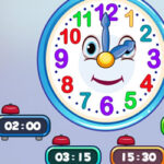 Clock Hours with Mr. Clock