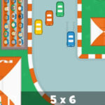 Multiplication Racing Game