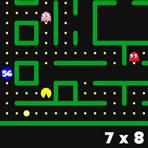 Multiplication Tables Pacman