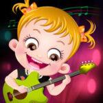 Baby Hazel Music Class