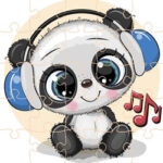 Musical Animals Jigsaw Puzzles