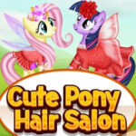 My Little Pony Hair game
