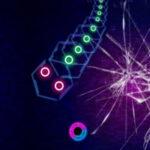 Neon Worm