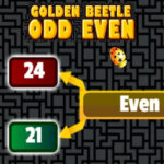 Odd or Even with Golden Beetle