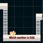 Odd and Even Numbers with the Hamster