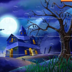 Online Puzzles for Halloween