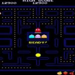 Original Pacman 1980