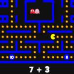 Math Pacman in Spring