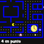 Telling the Time Pacman