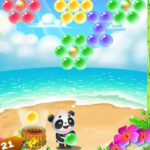 Panda Bubbles Rescue